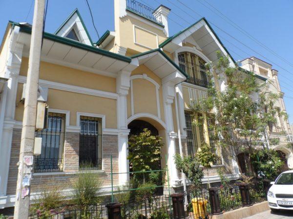 Шикарные дома богатых узбеков (фото)