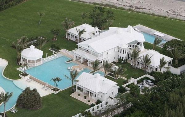 Где живут зарубежные знаменитости? 10 апартаментов мечты