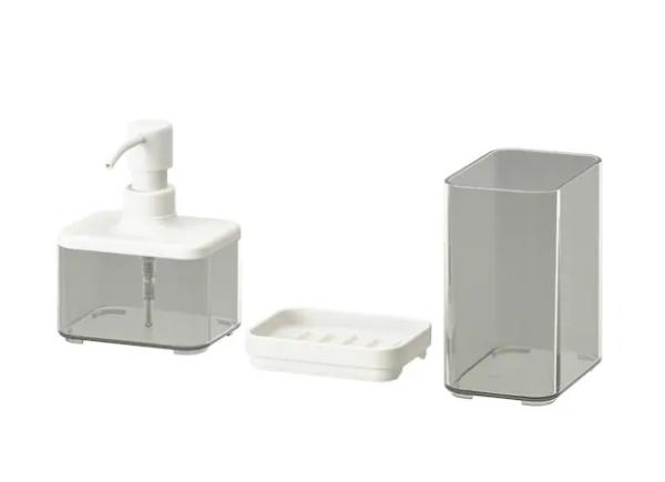 Нужно каждому! 16 крутых товаров для ванной комнаты из ИКЕА