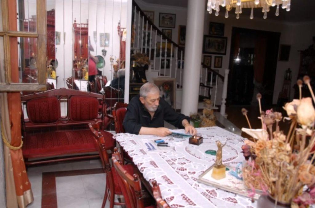 Вахтанг Кикабидзе: трехэтажный особняк в столице Грузии