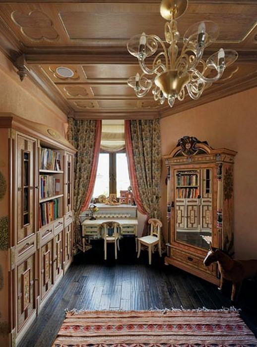 Квартира и загородный дом Анастасии Немоляевой: искусство и вдохновение в каждом уголке