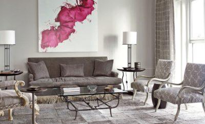 Сочетание серого и коричневого в интерьере 45 фото серо-коричневый цвет в интерьере спальни и других комнат