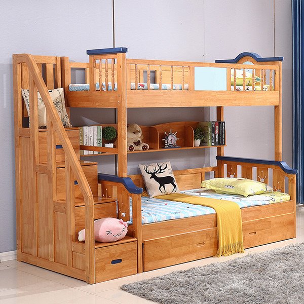 Варианты дизайна детской комнаты для 2 мальчишек — идеи с фото