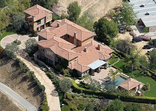 Фото самых дорогих домов в Голливуде с ценами