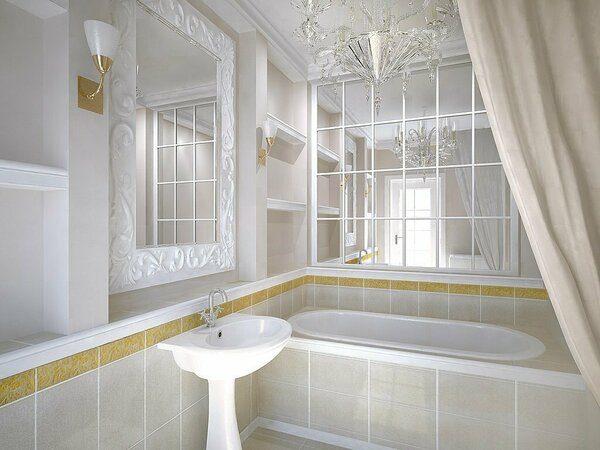 9 советов по оформлению ванной, чтобы меньше убираться