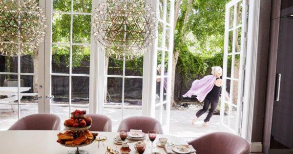 Дом Шэрон Стоун в Беверли-Хиллз (фото)