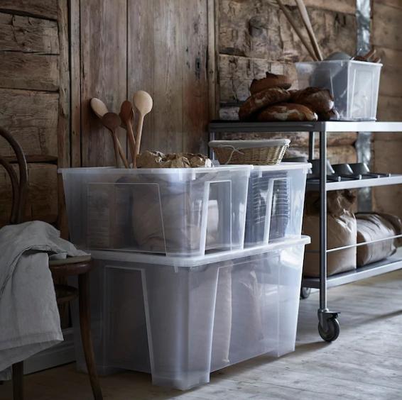 14 крутых решений для хранения вещей из ИКЕА