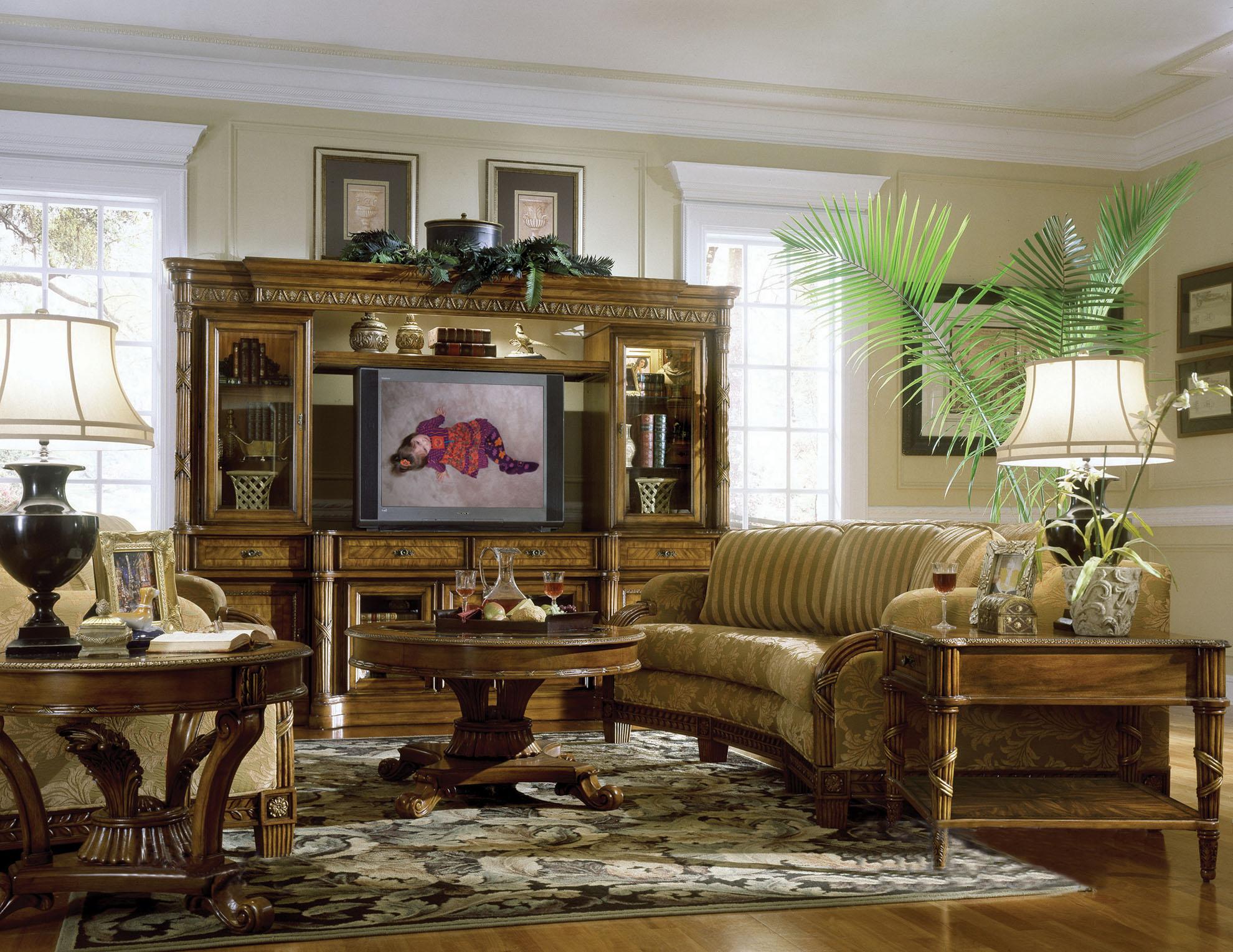 мебель в гостиную под старину фото преимущество короткой женской