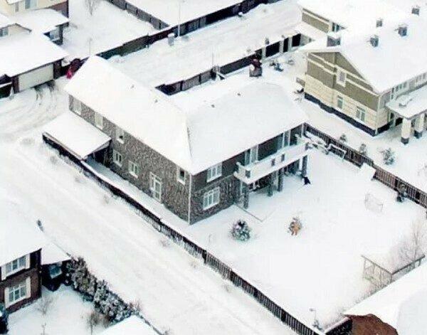 Фото квартиры Елены Летучей на Новой Риге
