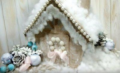 Новогодние КОМПОЗИЦИИ - 55 фото-идей для украшения дома.