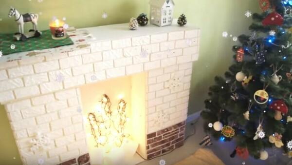 10 идей для украшения дома на Новый год 2020 своими руками
