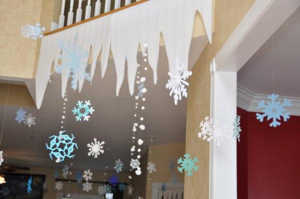 Как украсить комнату своими руками на Новый год 2021