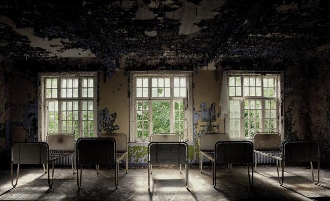 12 таинственных домов-призраков по миру