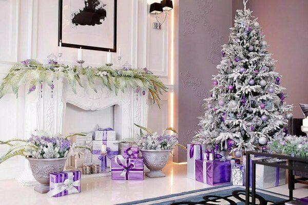Идеи для украшения новогодней елки на 2021 год