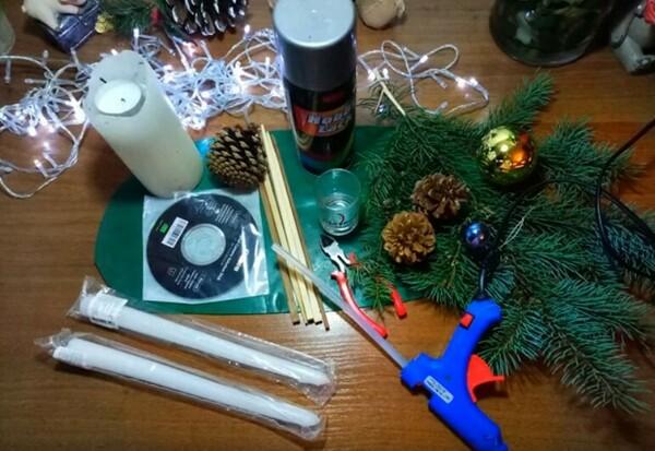 10 идей для украшения дома на Новый год 2021 своими руками