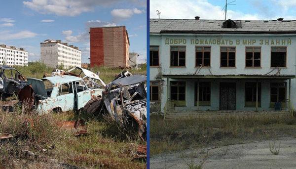 6 устрашающих домов-призраков в России