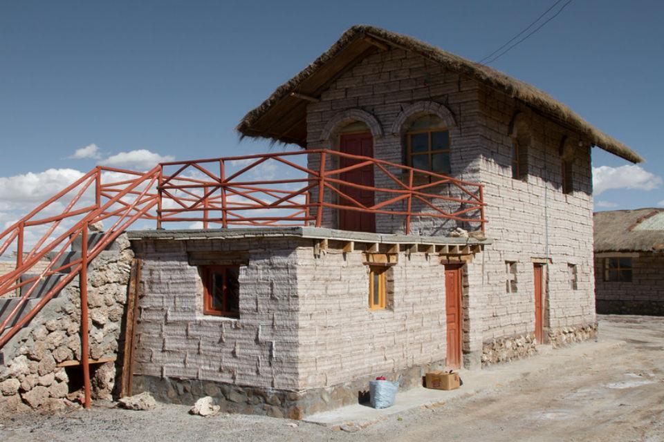 Дома из соли: что представляют собой солевые дома