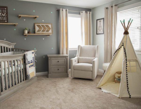 Как оформить детскую комнату в гендерно нейтральном стиле