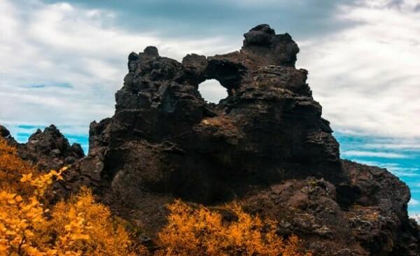 Фото самых красивых мест съемок сериала Игры Престолов в Исландии