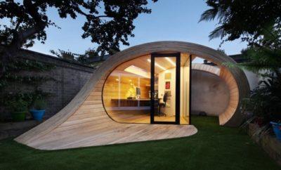 Необычные формы домов