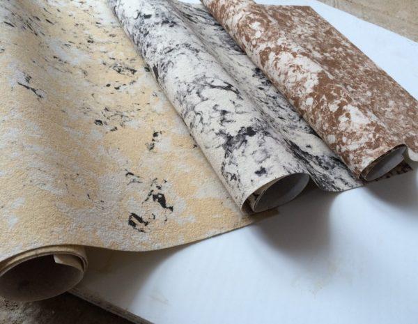 Оригинальный интерьер с использованием гибкого камня: особенности материала