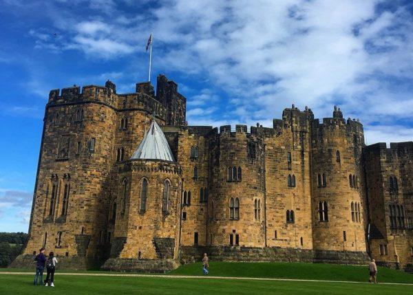 """Самые красивые места съемок """"Гарри Поттера"""" в Шотландии"""