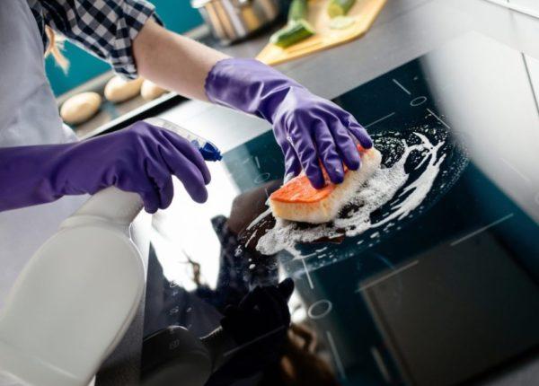 Лучшие советы для тех, кто не любит использовать перчатки во время уборки