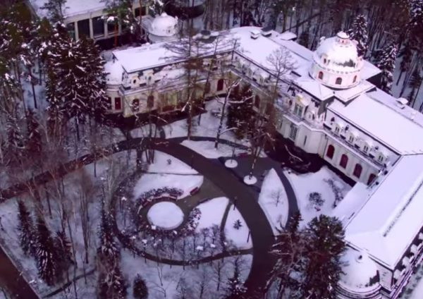 резиденция Игоря Шувалова