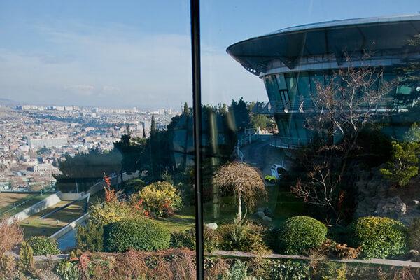 Как выглядит дом самого богатого человека в Грузии