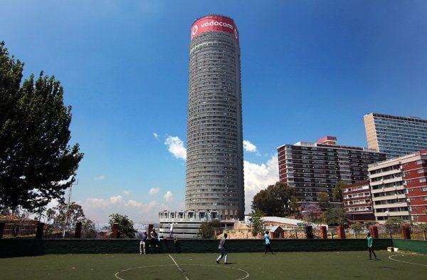 Ponte City Apartments, Йоханнесбург