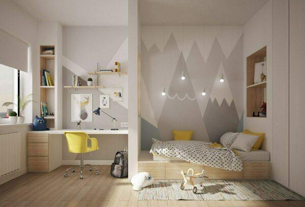 13 новых идей дизайна комнаты для мальчика