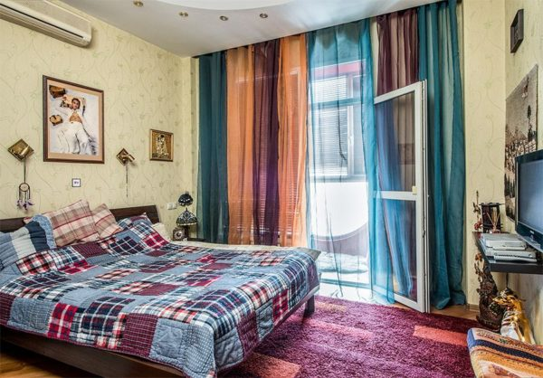 Московская квартира Ксении Стриж и ее интерьер