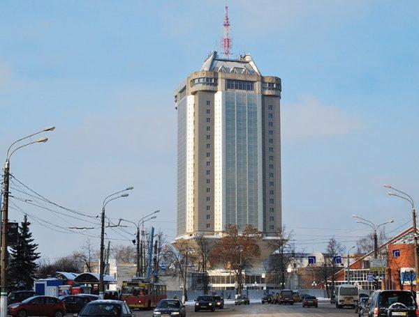 8 самых необычных и удивительных зданий в России