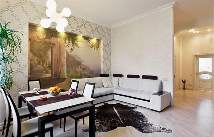 Белоснежные комнаты и особый уют дома Ольга Прокофьевой