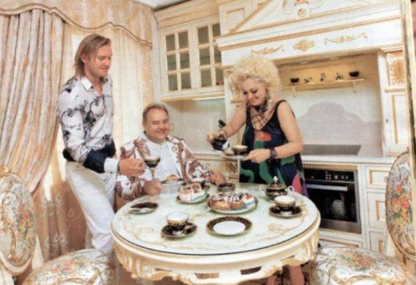 интерьер квартиры Надежды Кадышевой
