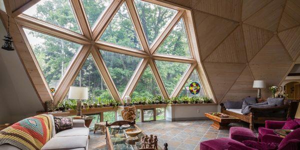 Купольные дома: изысканность, комфорт и неповторимость