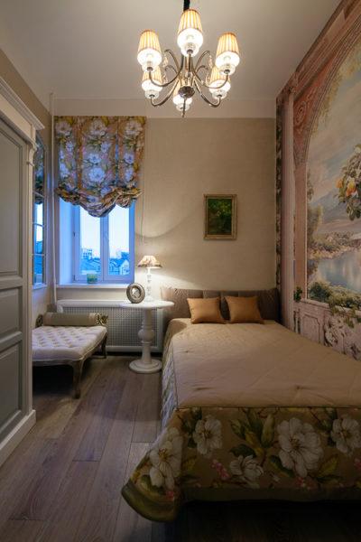 Квартира народной артистки Ирины Алферовой и интерьер помещения