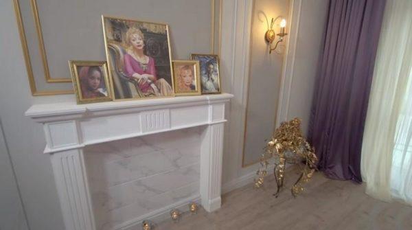 История появления квартиры Натальи Седых и ее интерьер