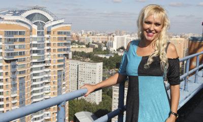 Квартира Юлии Шиловой