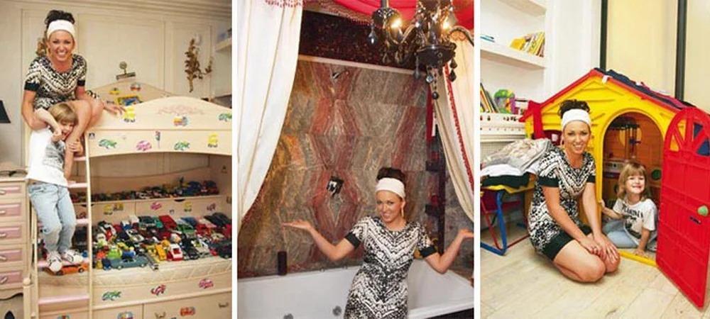 Недвижимость Ирины Дубцовой и как выглядит дом сейчас