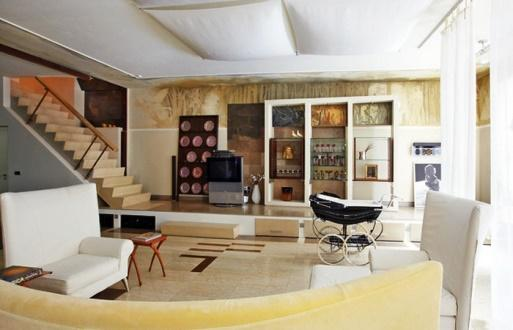 Простор и изобилие света: интерьер квартиры светской дамы Светланы Захаровой
