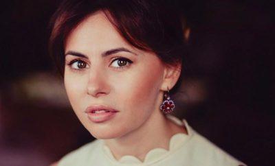 Оксана Лаврентьева