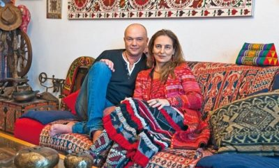 Квартира Дарьи Разумихиной и ее мужа Андрея Смолякова