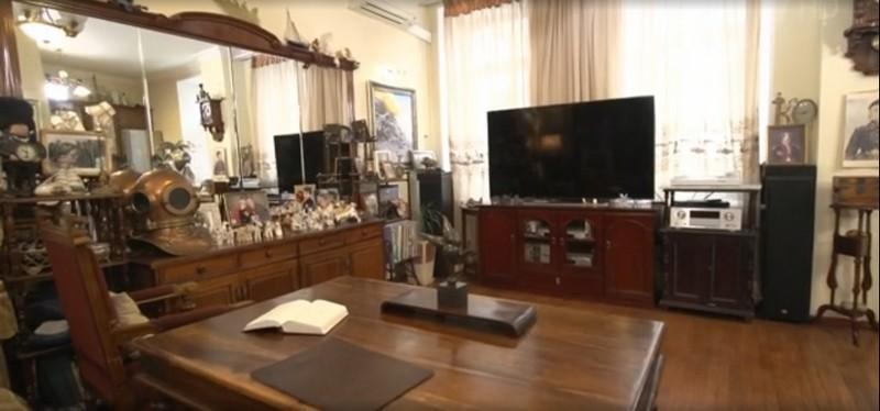 Загородный дом Сергея Степанченко: расположение и интерьер комнат