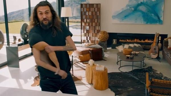 Дом голливудского актера Джейсона Момоа