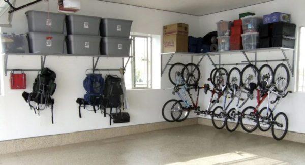 10 советов как с пользой обустроить гараж