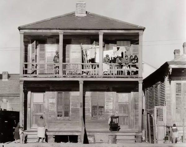 Фото домов, в которых жили 100 лет назад