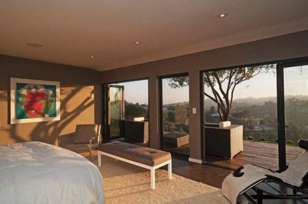 Дом Криса Эванса в Лос-Анджелесе (фото)