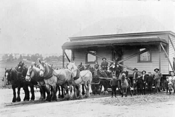 Как раньше перемещали целые города используя лошадей