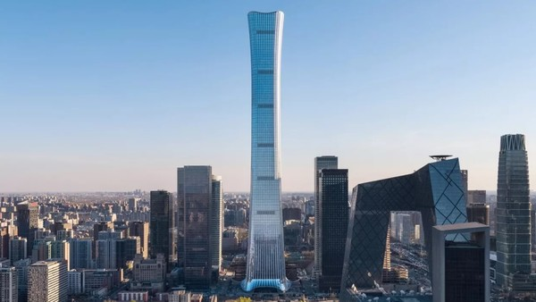 Фото-обзор 17 самых высоких зданий мира